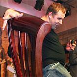 конкурс со стулом