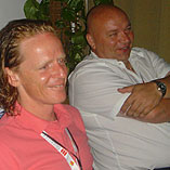 """SCHALLER seminar inEgypt """"Success has its price. Itisnecessary topay for quality."""""""