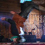 Stuntman's show
