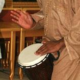 Африканские барабанщики