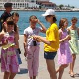 Promo-activity of Volia in Sevastopo'l, dedicated to the Day Of Sevastopol'