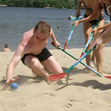 """Summer corporate event for the personnel  of VTB-bank """"Spartakiada-2010"""""""