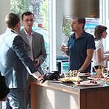Организация деловой встречи для компании «Армони»
