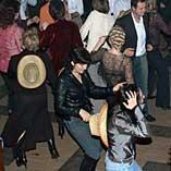 ковбойские танцы